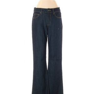 NWT BOHO FLARED DENIM JEANS PANTS